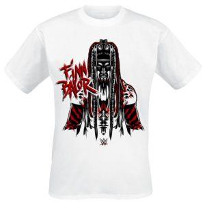 Comprar WWE Finn Balor Camiseta Blanco
