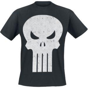 Comprar The Punisher Skull Logo Camiseta Negro