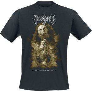 Comprar Moonspell Lisboa under the spell Camiseta Negro