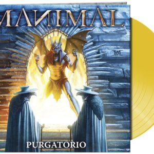 Comprar Manimal Purgatorio LP Amarillo