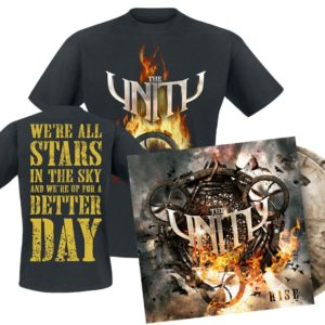 Comprar The Unity Rise 2-LP & CD & Camiseta standard