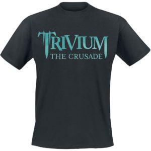 Comprar Trivium The Crusade Camiseta Negro