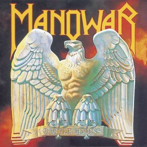 Comprar Manowar Battle hymns CD standard