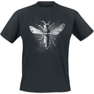 Comprar Rammstein Keine Lust Camiseta Negro
