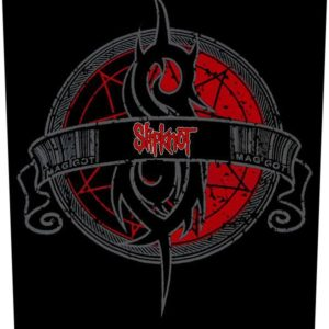 Comprar Slipknot Crest Parche espalda multicolor