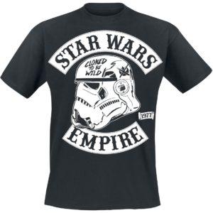 Comprar Star Wars Cloned To Be Wild Stormtrooper Camiseta Negro