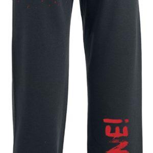 Comprar I'm Fine! Pantalones gimnasia Chica Negro