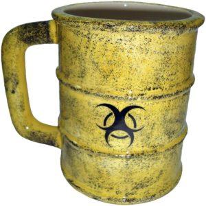 Comprar Nemesis Now Toxic Waste Mug Tazas Amarillo