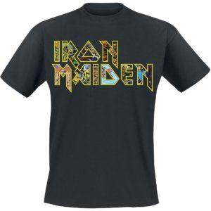 Comprar Iron Maiden Eddies Logo Camiseta Negro