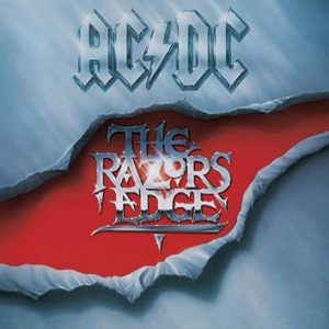 Comprar AC/DC The razors edge LP standard