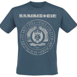 Comprar Rammstein Est. 1994 Camiseta Azul