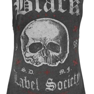 Comprar Black Label Society EMP Signature Collection Top Mujer Gris