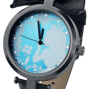 Comprar Alicia en el País de las Maravillas Alicia Reloj de Pulsera negro/azul/blanco