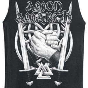 Comprar Amon Amarth Hands Camiseta Tirantes Negro