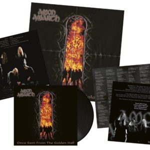 Comprar Amon Amarth Once sent from the golden hall LP standard