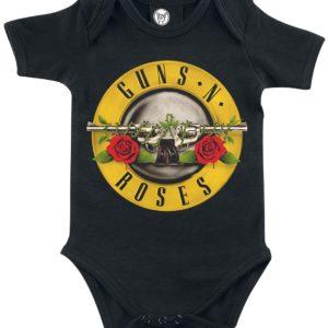 Comprar Guns N' Roses Bullet Body Bebé Negro