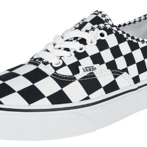 Comprar Vans Authentic Checkerboard Zapatillas negro-blanco