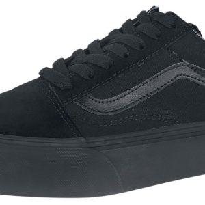 Comprar Vans Old Skool Platform Zapatillas negro/negro