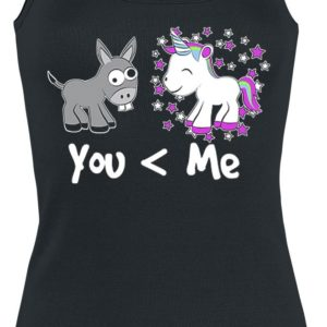Comprar You And Me Top Mujer Negro