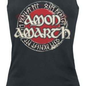 Comprar Amon Amarth One Against All Top Mujer Negro