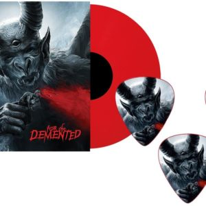 Comprar Annihilator For the demented LP & pua de guitarra Rojo