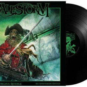 Comprar Alestorm Captain Morgan's revenge - 10th anniversary edition LP standard