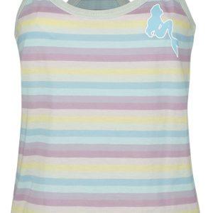 Comprar Ariel La Sirenita Pastel Stripe Top Mujer multicolor