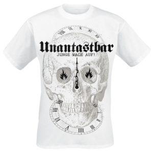 Comprar Unantastbar Junge wach auf Camiseta Blanco