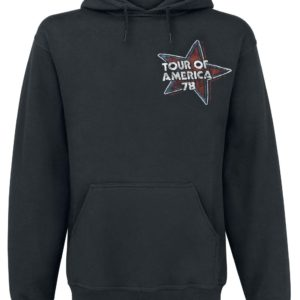 Comprar The Rolling Stones Tongue USA 78 Sudadera con capucha Negro