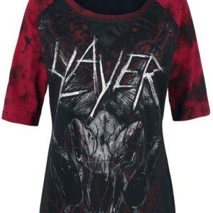 Comprar Slayer EMP Signature Collection Manga larga Mujer negro/rojo