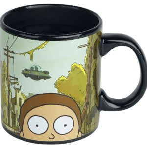 Comprar Rick and Morty Cronenberg Tazas multicolor