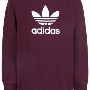 Comprar Adidas Trefoil Crew Sudadera Burdeos