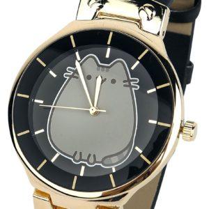Comprar Pusheen Pusheen Reloj de Pulsera Negro/oro