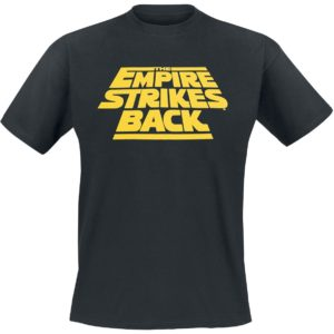 Comprar Star Wars Episode 5 - The Empire Strikes Back Camiseta Negro
