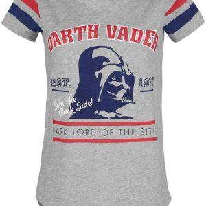Comprar Star Wars Darth Vader Camiseta Mujer Gris/Melé