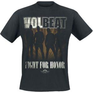 Comprar Volbeat Fight For Honor Camiseta Negro
