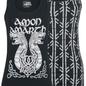 Comprar Amon Amarth EMP Signature Collection Top Mujer Negro
