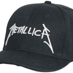 Comprar Metallica Garage Days Gorra de beisbol Negro