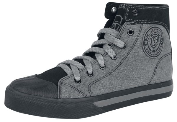 Comprar Parkway Drive EMP Signature Collection Zapatillas gris oscuro/negro