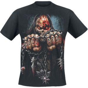 Comprar Five Finger Death Punch Game Over Camiseta Negro