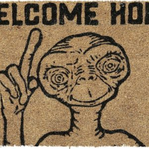 Comprar E.T. El Extraterrestre Welcome Home Alfombra para puerta multicolor