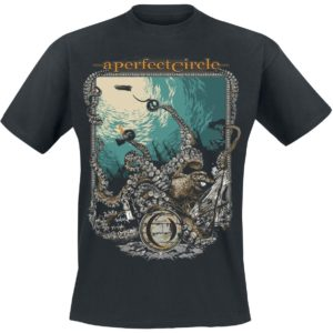 Comprar A Perfect Circle The Depths Camiseta Negro