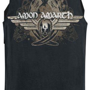 Comprar Amon Amarth Horns Camiseta Tirantes Negro