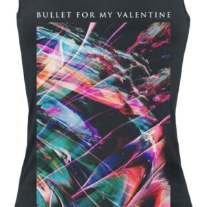 Comprar Bullet For My Valentine Gravity Top Mujer Negro