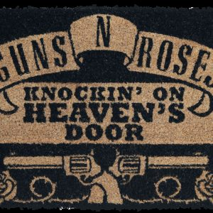 Comprar Guns N' Roses Knockin' on Heaven's Door Alfombra para puerta multicolor