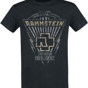 Comprar Rammstein Legende Camiseta Negro