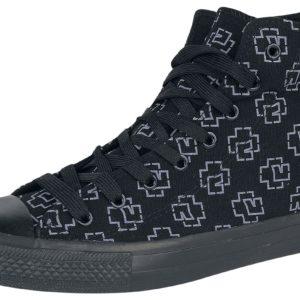 Comprar Rammstein Logo Zapatillas Negro