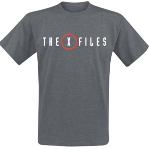 Comprar Akte X The Truth Is Still Out There Camiseta Gris oscuro