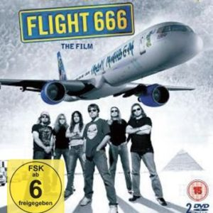 Comprar Iron Maiden Flight 666 - The Film Blu-ray Disco standard