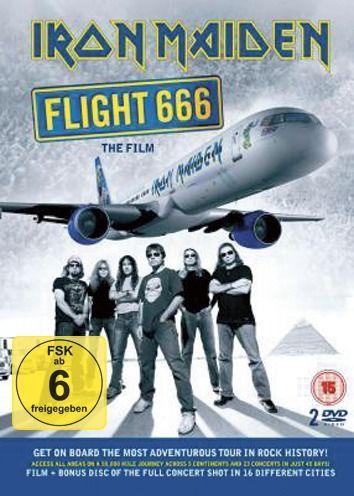 Comprar Iron Maiden Flight 666 - The Film Blu-ray Disco standard